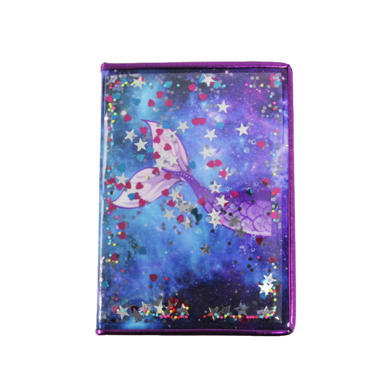 Colorful Liquid Notebook 1