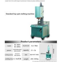 Filtro de agua Spin máquina de soldadura