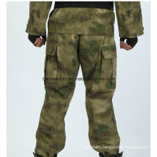 Camouflage Outdoor Clothing Bdu Fg Color Normal Wear Camouflage Twill