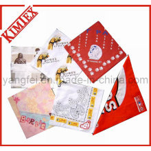 Customized Promotion Square Cotton Bandana