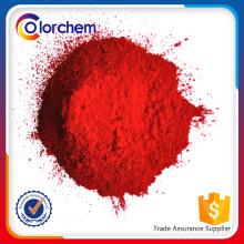 Pigmento vermelho 176 para plástico