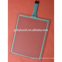 For GPS Large Panel Touchscreen Glass 8 Wire Resistive