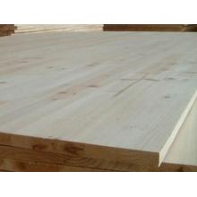 Bancada de madeira em madeira / placa de corte / bancada