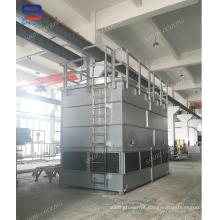 Torre de arrefecimento de água fechada GTM-7200 Superdyma para bomba de calor