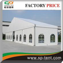 Hochwertiges großes Zelt mit Stahlrahmen zum Verkauf