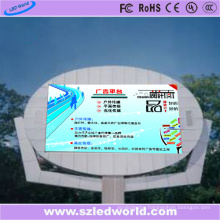 Automatic Brightness Adjustment P8 Outdoor LED Display Screen Meanwell Power