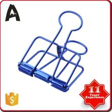 Cheap price hot factory directly hand shape binder clip