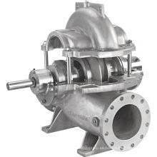 Bomba de agua centrífuga de succión doble de acero inoxidable de alta eficiencia