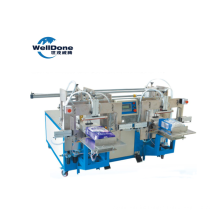 Best Selling Product Adult Care Under Pad Double Head Packing Machine
