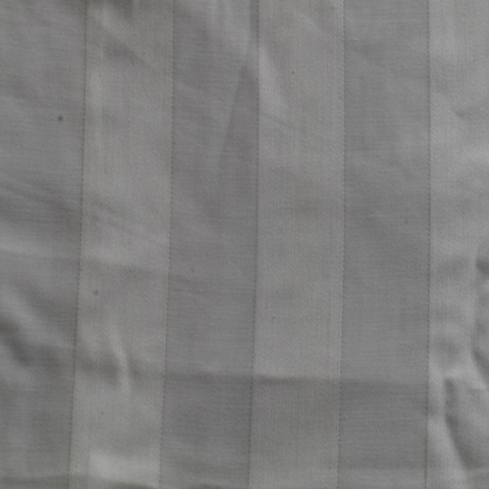 satin fabric white