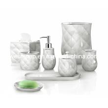 Conjunto de acessórios de banho de porcelana (WBC0634B)