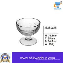 Vajilla de cristal de diseño de alta calidad Kb-Hn0140