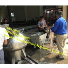 Automatische Wasch- / Reinigungsmaschine für Rindfleisch, Rinder und Schafskutteln