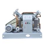 Oil Free High Pressure Piston Nitrogen Compressor