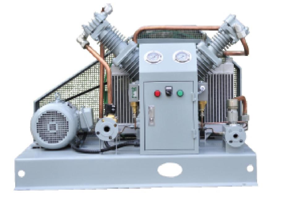 Oil Free Piston Nitrogen Compressor