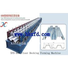 688 Floor Decking Forming Machine