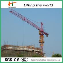 Guindaste de torre de construção de venda quente com alta qualidade