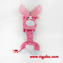Plush Christmas Deer Toy Pet