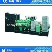 2500kW HV Generator