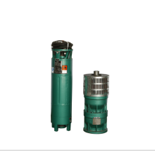 QJ Deep Well Multistage Submersible Pump