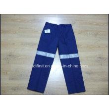 Pantalones de taladro reflectantes
