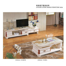 Modern Design Living Room Furniture Marble Coffee Table (S1200)