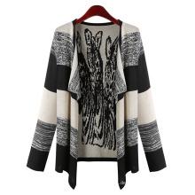 Frauen Mode Baumwolle Strickjacke Frühling Pullover (YKY2036)