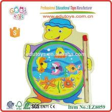 Wooden Fishing Spielzeug für Kinder