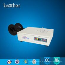 Máquina de cintar corrente com baixa mesa