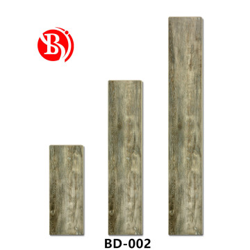 Click system wooden series waterproof spc flooring