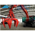 Excavator Grab for Steel Scrap