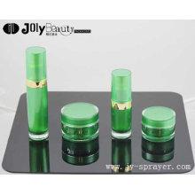Горячие продажи акриловые косметические пластиковые Jar