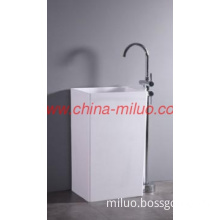 Synthetic stone  Pedestal Sink