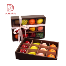 Hot sale newest disposable paper corrugated cardboard boxes for fruit