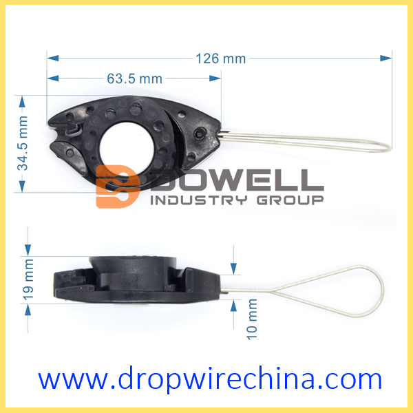 Exquisite Durable Drop Cable Clamps