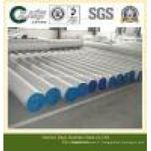 ASTM A312 TP304 / 304L Barre creuse sans soudure en acier inoxydable