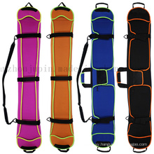 OEM Hot Sale Anti Scratch Neoprene Skis Snowboard Bag