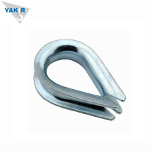 US Type Heavy Duty Steel Wire Rope Thimble