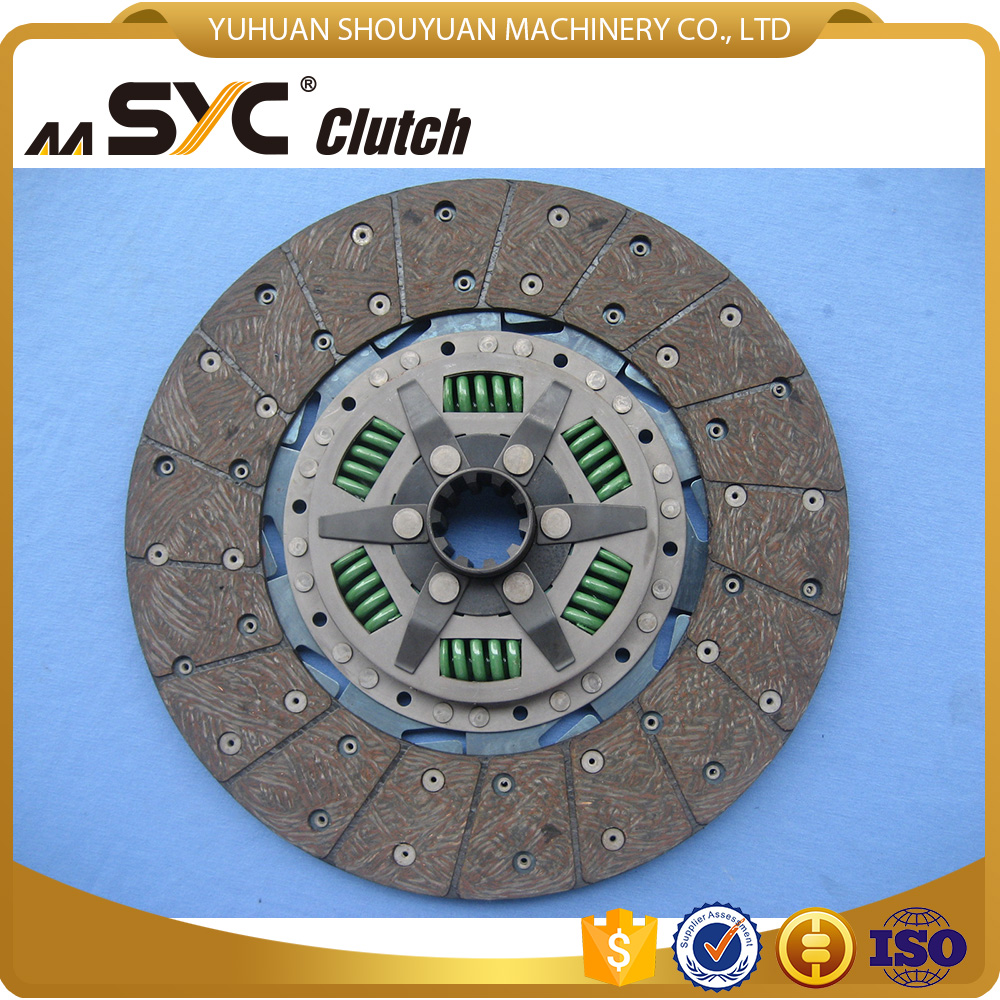 SYC Heavy Duty Clutch Disc for Mercedes-Benz 1861571131