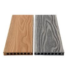 PWC madeira de plástico ao ar livre qingdao decks de madeira