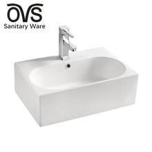 best price and good selling porcelain counter top sinks