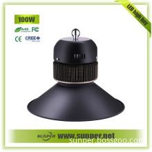 Factory Workshop 100W High Bay LED Light with CREE LED