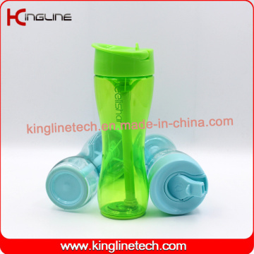 2016 hot selling BAP free blender joy 450ml shaker bottle(KL-7031)
