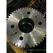Steel Structure Fabrication Gear Wheel