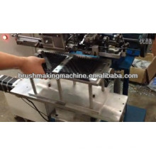 2 axis snow brush tufting machine