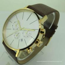 Gute Qualität Marke Gewinner Skelett Für Männer Edelstahl Uhr