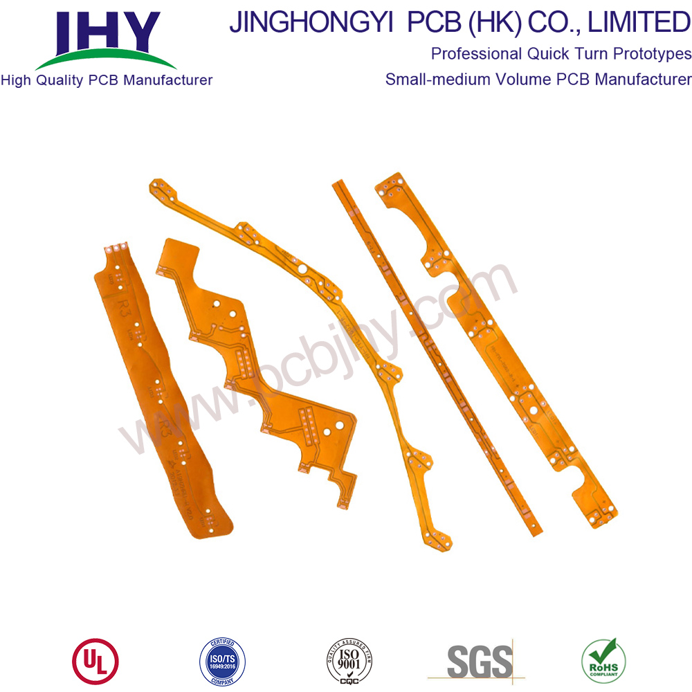 Flexible PCB for Automobile Indicator Lights