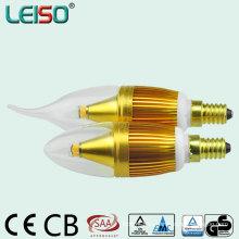 Luz de vela C35 LED ideal para utilizar el proyecto Hote