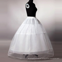 Grace Karin A-Line nupcial Gown Puffy Petticoat White nupcial boda enaguas Underskirt Crinolina CL2530