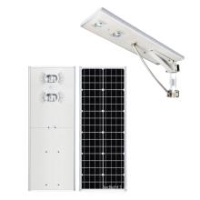 COB 100 w lâmpada de rua solar